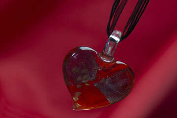 The heart of loved one №17627