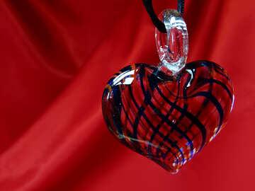 Herz für Valentinstag №17502