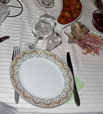 Beautiful dishes №17805