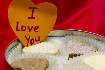 Sweet love letter №17594