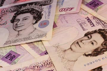 Britisches Geld №17147