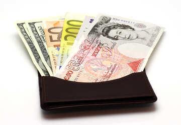 Geld aus verschiedenen Ländern №17186
