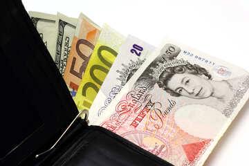 Geld in der Brieftasche №17180