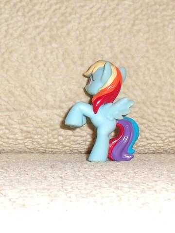 Action figure pony №17748