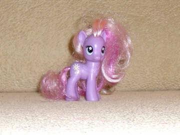 Toy pony №17746