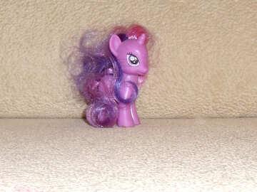 Toy pony №17755