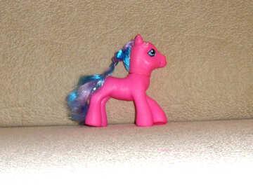Toy pony №17759