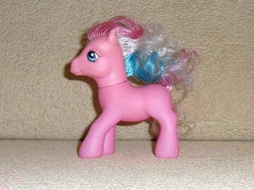 Toy pony №17763