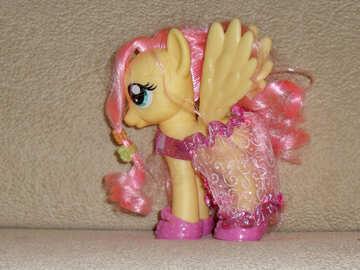 Pony doll №17751