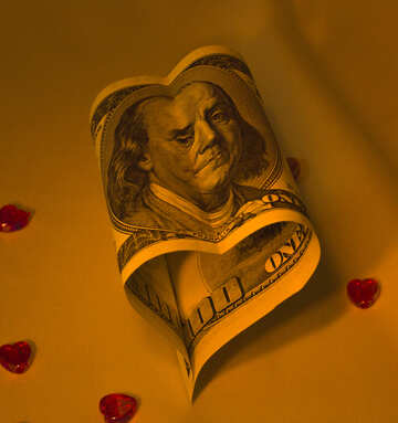 Valentine out of money №17531
