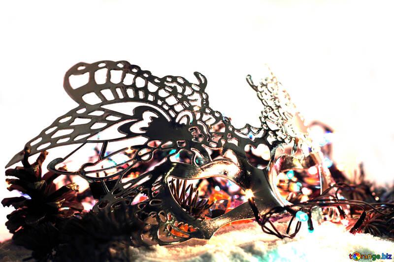 Carnival mask №17912