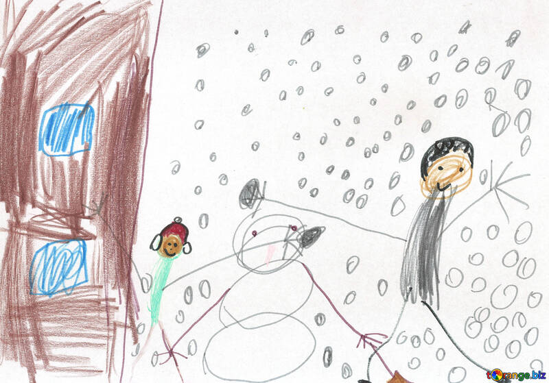 Snowy Winter №17281