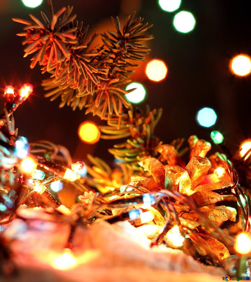 Weihnachtskarte №17948