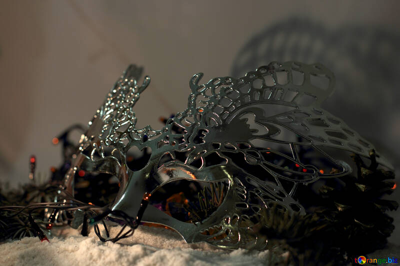Masquerade mask №17909