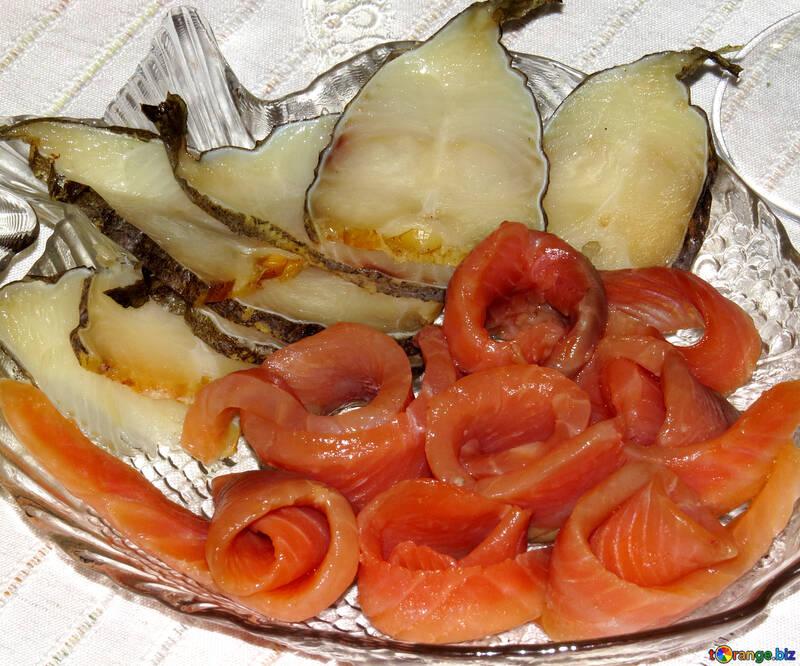 Affettare pesce №17803