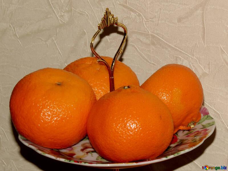 Mandarins №17790
