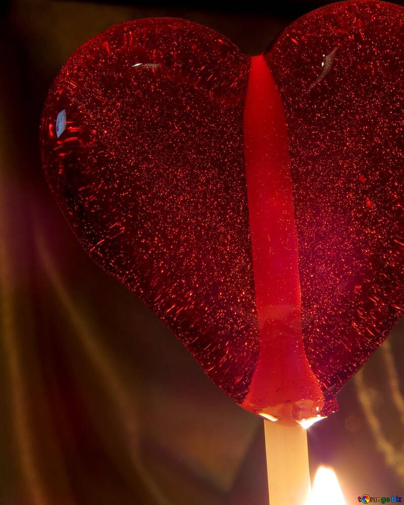 Amorous lollipop №17445