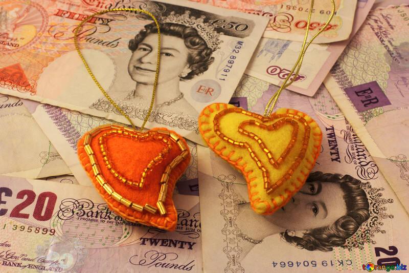 L`argent pour le mariage №17141