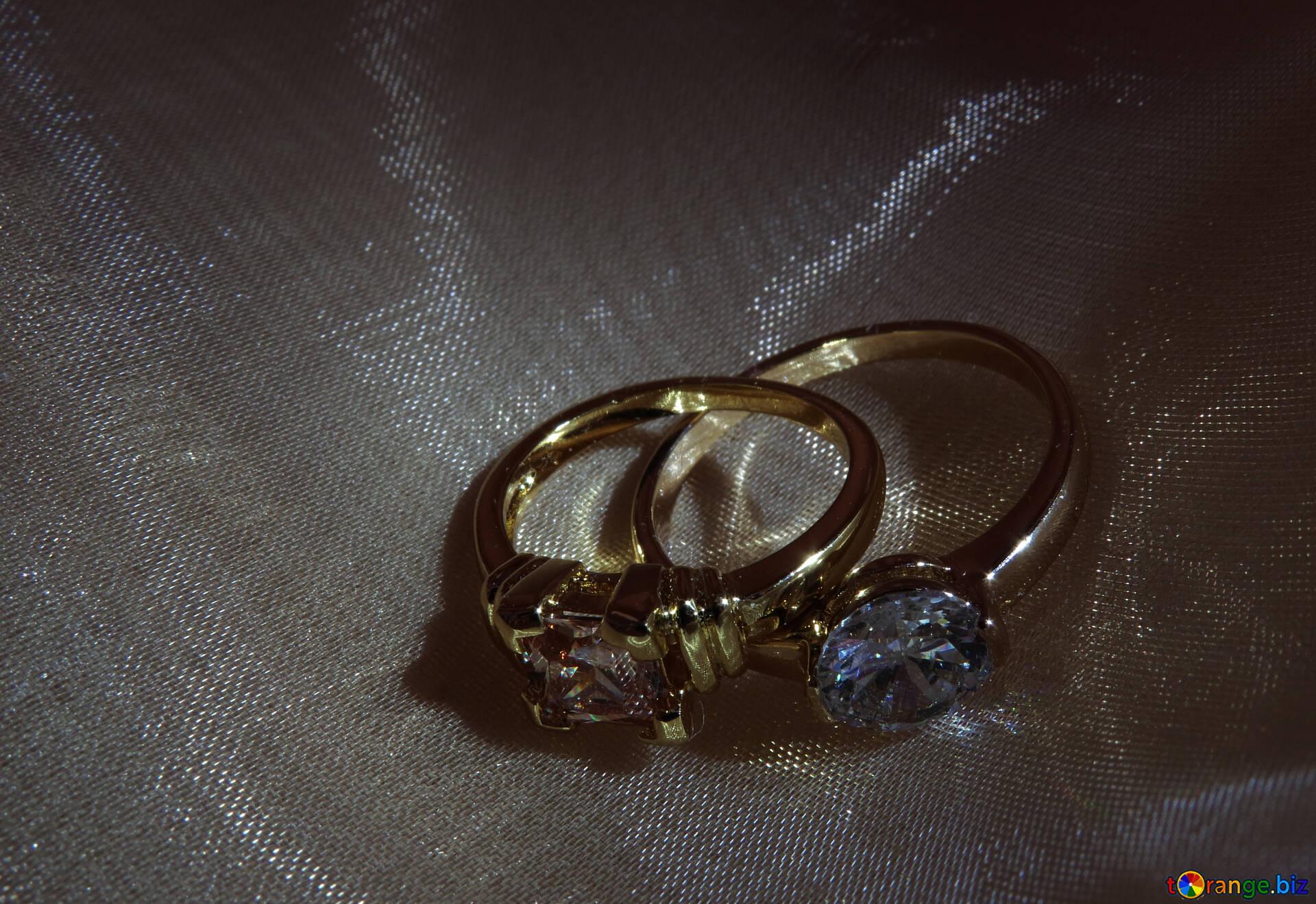 Wedding Rings Wedding Invitation Card Background Ring 18236