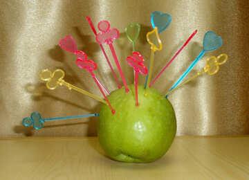 Mockery of the apple №18154