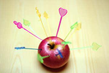 Apple of discord №18425