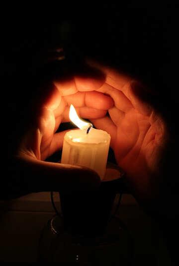 Candle №18097