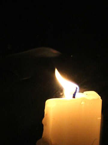 Candle night №18129