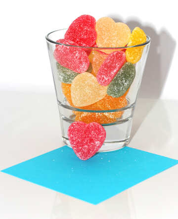 Candy heart №18588
