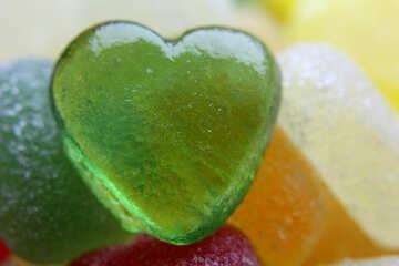Juicy heart №18752