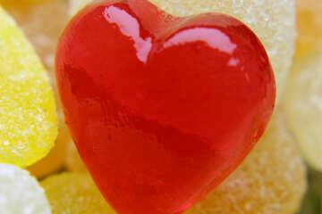 Scarlet heart №18745