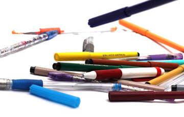 Pens and pencils in bulk №18596