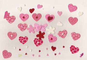 Children`s hearts №18725