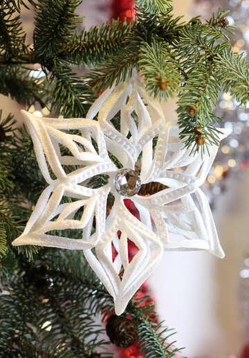 Рождественская звезда №18393