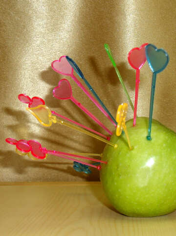 Tritare le mele №18153
