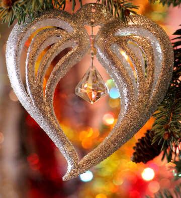 Herz auf dem Baum №18386