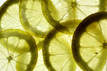 Lemon background №18334