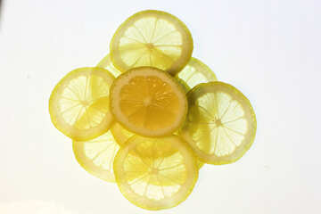 Sour lemon №18325