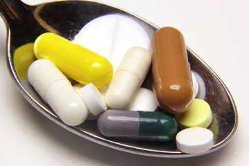 Many pills №18817