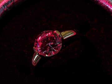 Anello di diamanti №18290