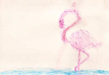 Pink Flamingos №18658