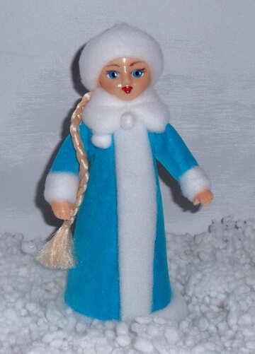 Snow-maiden №18166