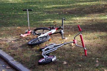 Children`s bikes №18637