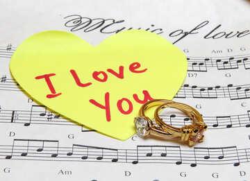 Musical Valentine №18222