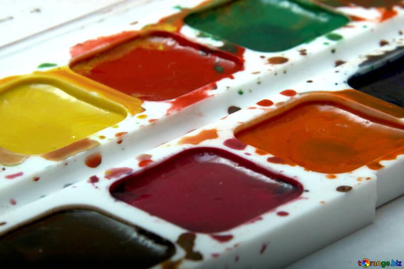 Bright colors №18023