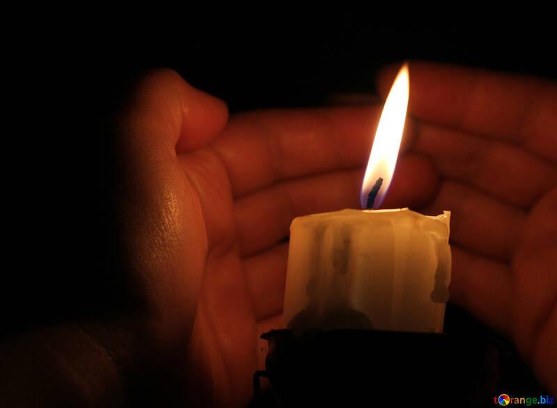 Warme Kerze №18081