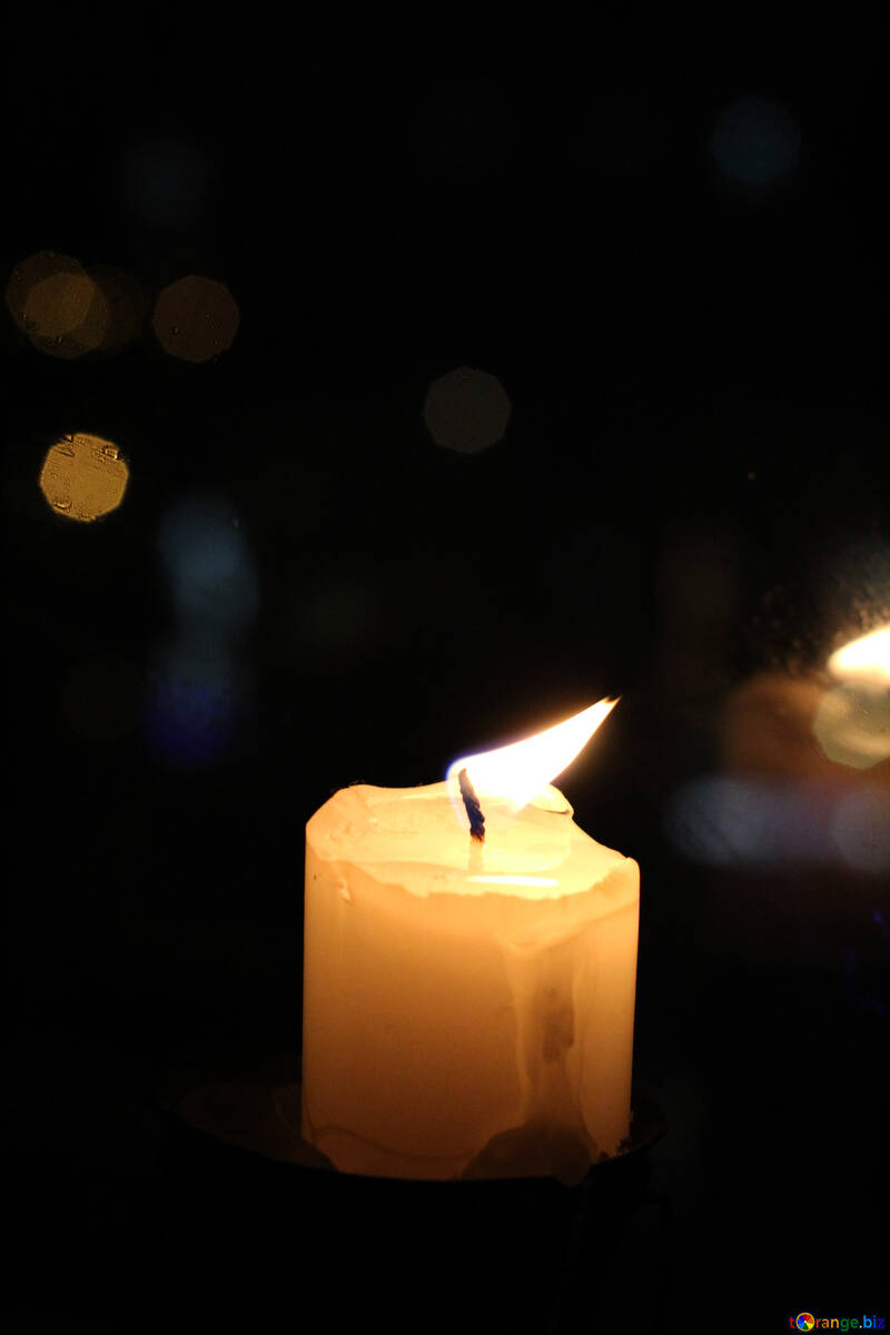 The candle in the window of city №18127