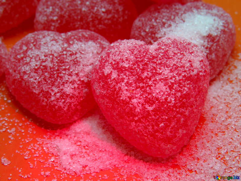 Candy heart №18546