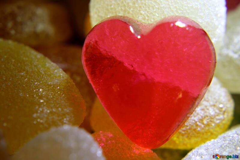 Fruit heart №18742