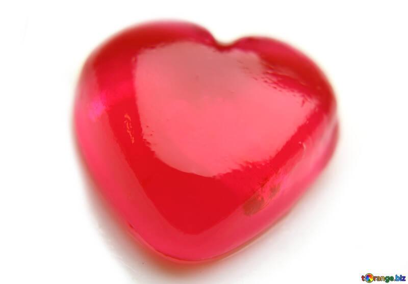 Jelly heart №18747