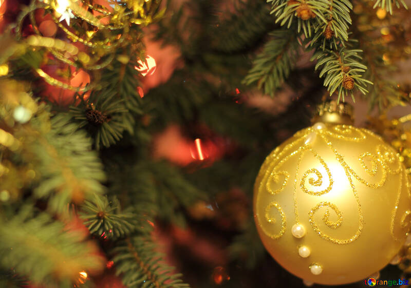 Sfondo per auguri di buon Natale №18351